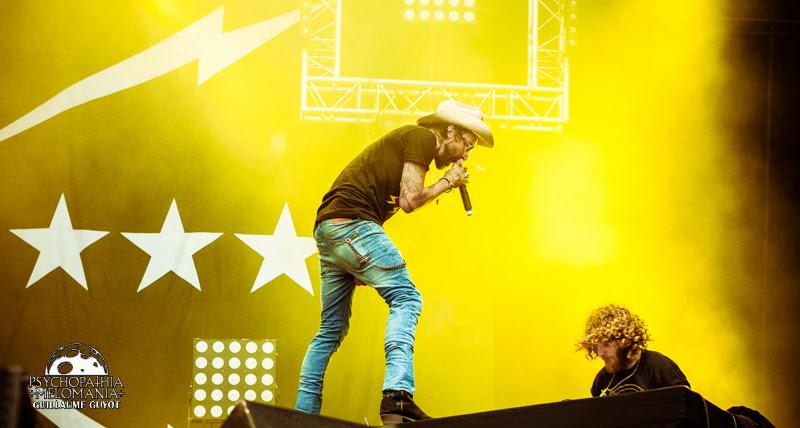 Yelawolf @Main Square Festival 2016, Arras 01/07/2016