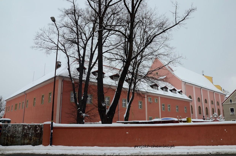 Zespół klasztorny w Cieplicach