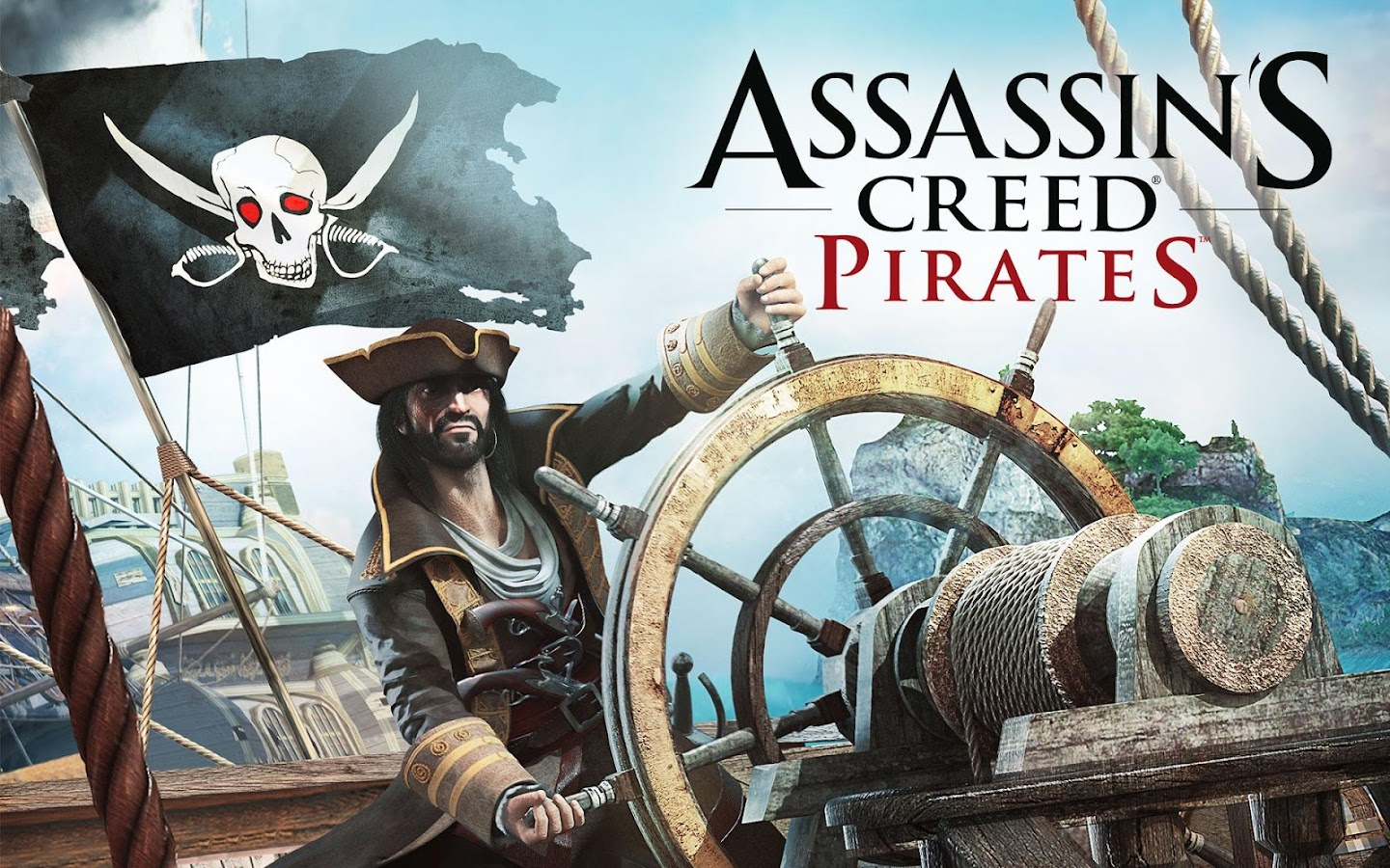 Download Game Offline Android Terbaik Assassin's Creed Pirates