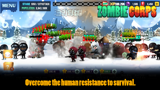 Zombie Corps Idle RPG Hack Mod
