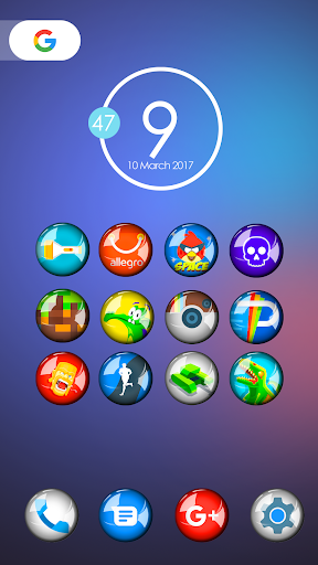 Candoy - Icon Pack