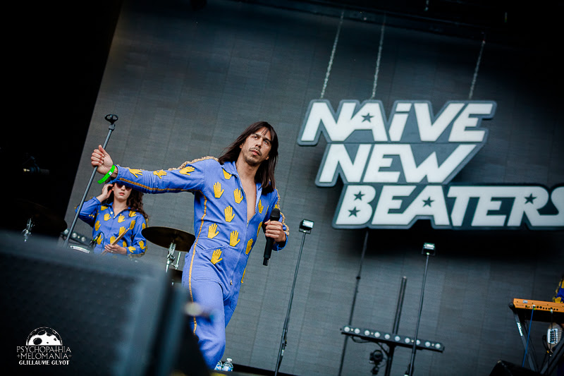 Naive New Beaters @Main Square Festival 2017, Arras 02/07/2017