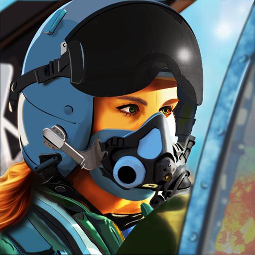 Ace Fighter: Modern Air Combat Jet Warplanes V2.63 Mod Unlimited Gold