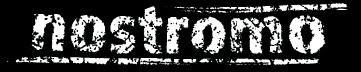 Nostromo_logo