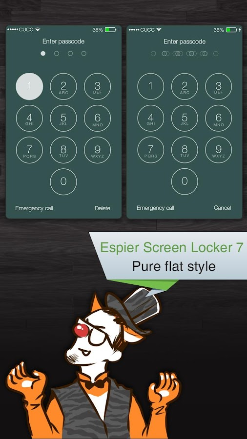 Espier Screen Locker 7 Pro v1.2.7 APK Tools Apps Free Download