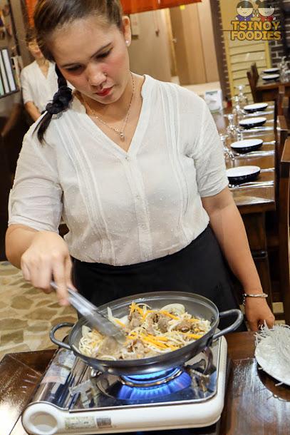 Hansik Restaurant 한식 레스토랑