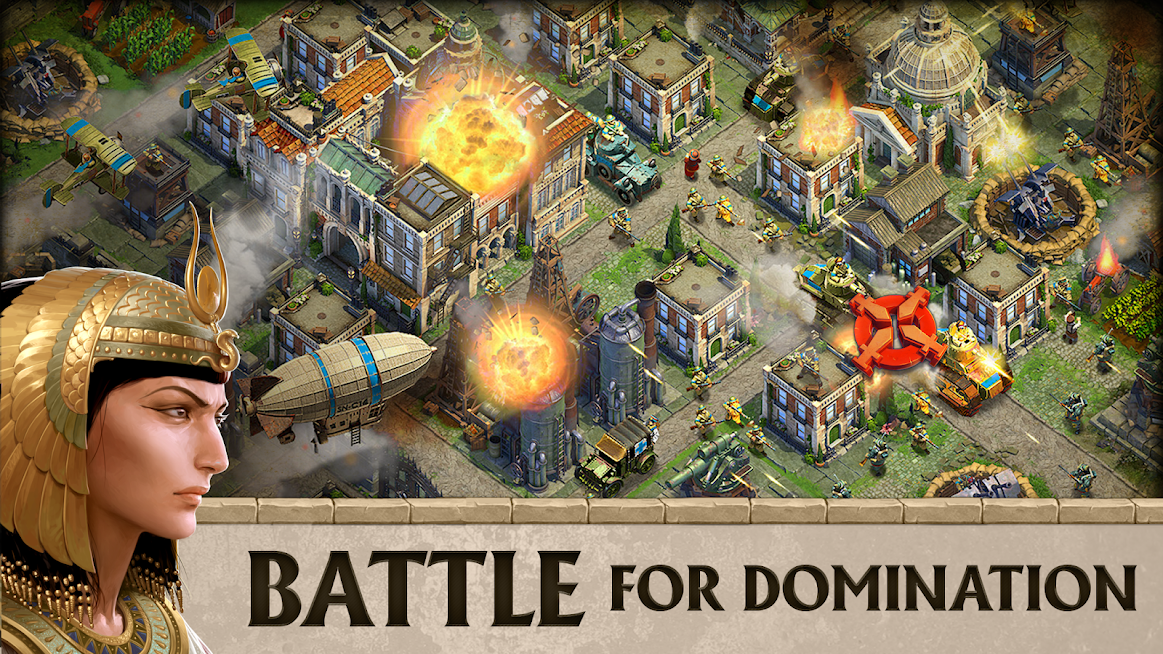 DomiNations Mod