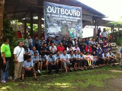 gathering karyawan indo gps