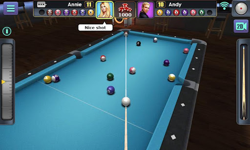 3D Pool Ball v2.0.0.1 hack