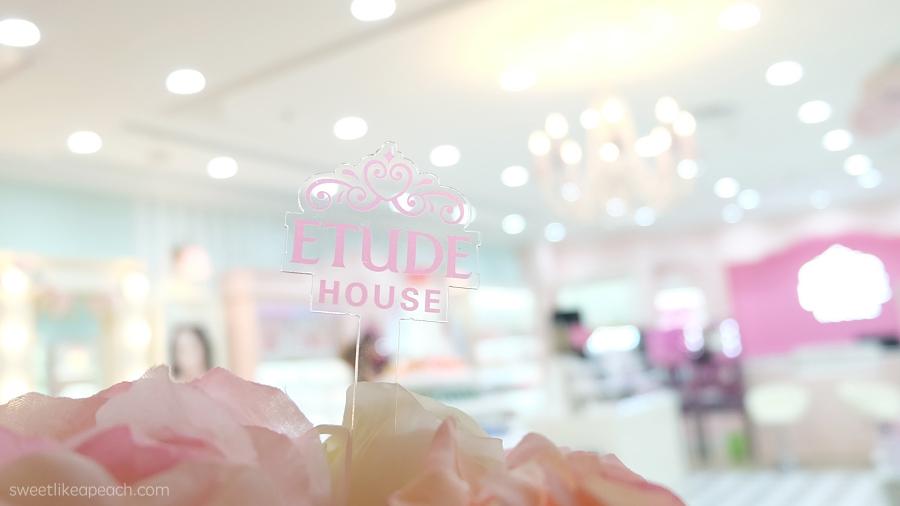 etude house princess fantasy experience house store