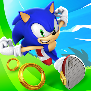 Download Sonic Dash v3.7.6.Go (Mod) Many Rings for android