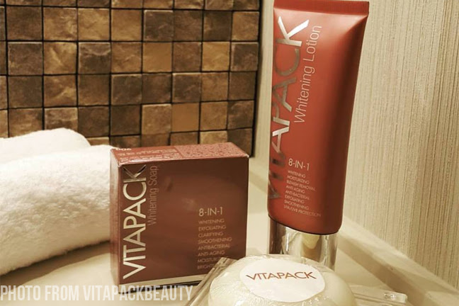 Vitapack 8 in 1 Whitening Soap Review