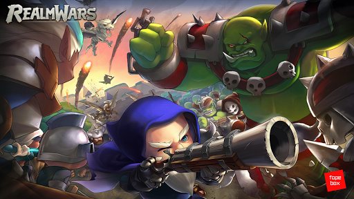 Game Realm Wars Hack Cho Android