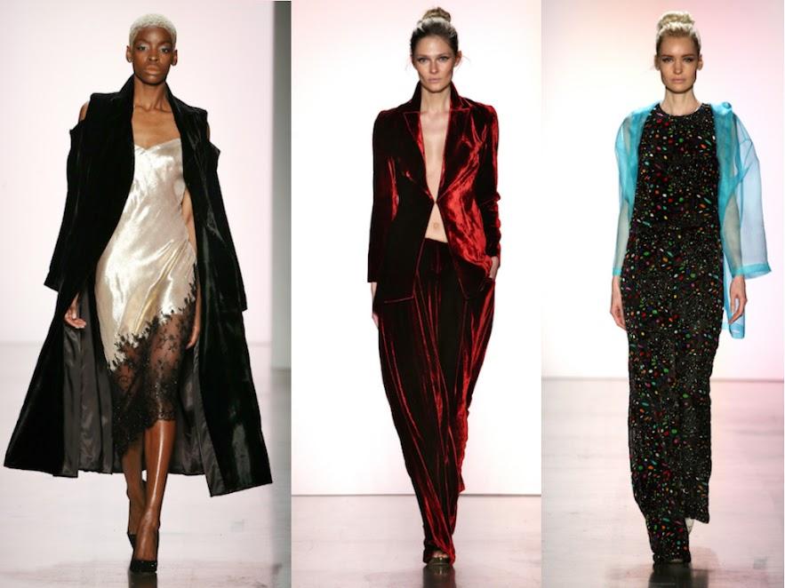Inspection Report: Irina Vitjaz Fall/Winter '18 Show