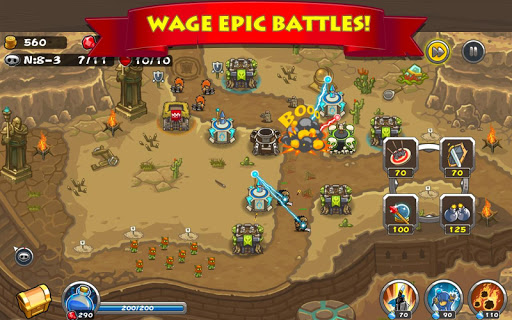 Horde Defense Hack APK Cho Android
