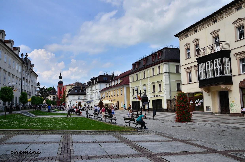 Centrum Cieplic-Plac Piastowski