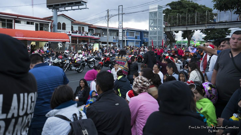 【哥斯大黎加】一年一度百萬當地人的盛事-FESTIVAL DE LA LUZ 燈會