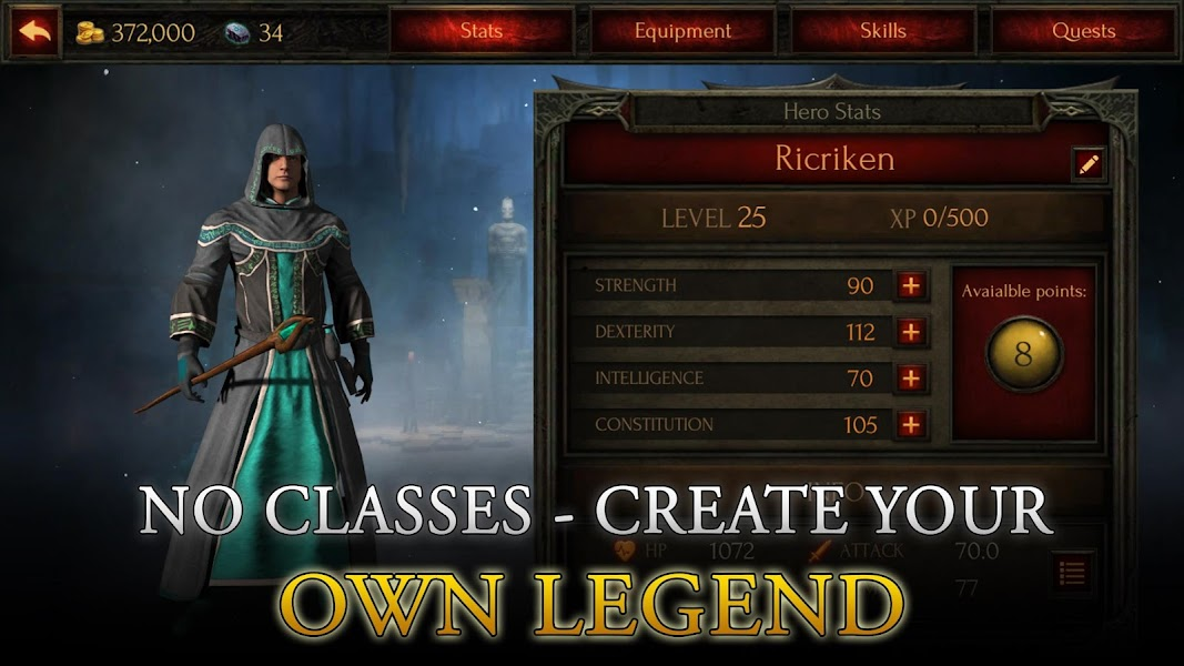arcane-quest-legends-offline-rpg-screenshot-3