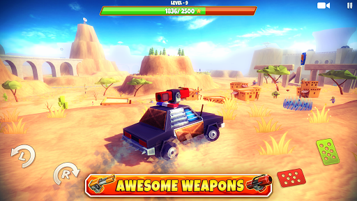 Tải Game Zombie Offroad Safari Hack