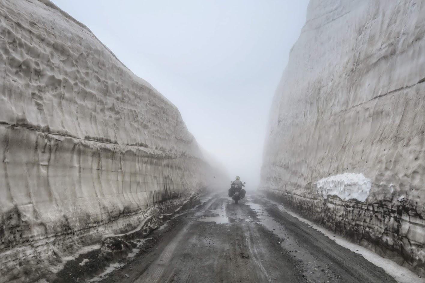 podróże na motocyklu