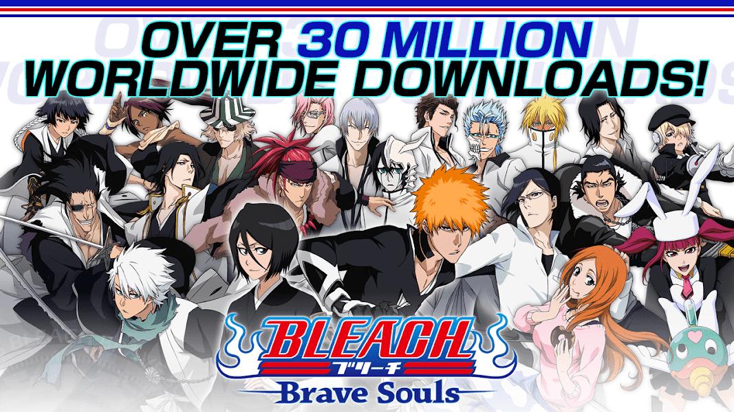 Bleach Brave Souls Screenshot 01