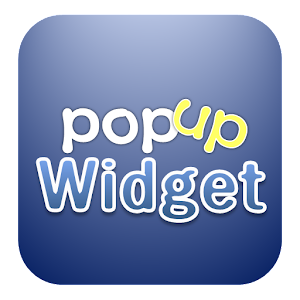 Popup Widget v1.4.0 APK Productivity Apps Free Download