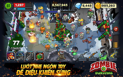 Tải Game Zombie Survival Game of Dead Hack