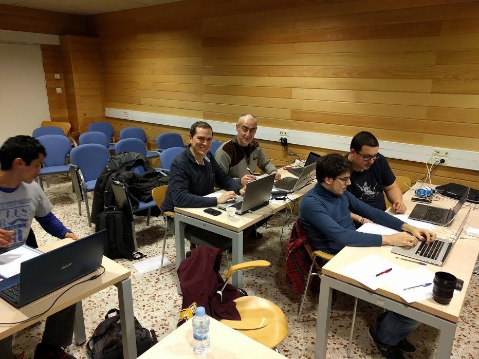 Hash Code 2016 del GDG Tarragona