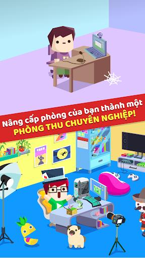 Game Ông hoàng video Vlogger Go Viral Hack