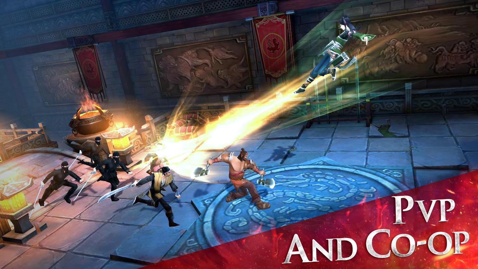 Age of Wushu Dynasty V 1.4 Apk Mod Mega. Google Play
