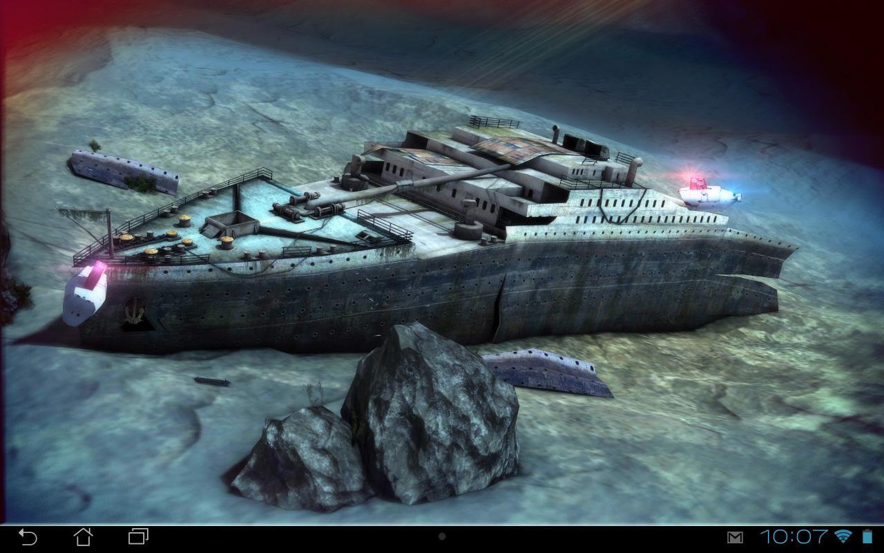 download wallpaper titanic under - photo #24