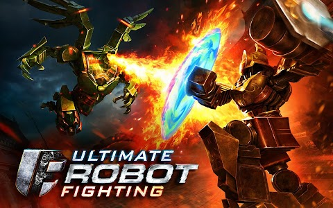 Ultimate Robot Fighting v1.0.79 APK [UNLIMITED MONEY]