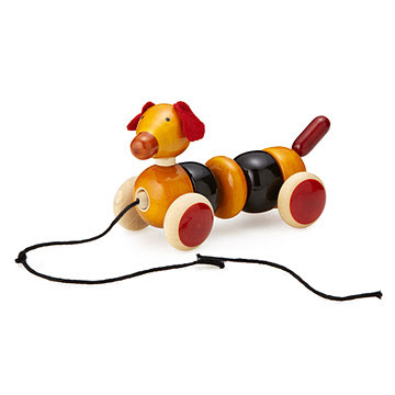 Dachshund-Pull-Toy-uncommongoods.com