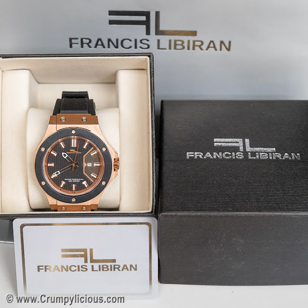 francis libiran watch