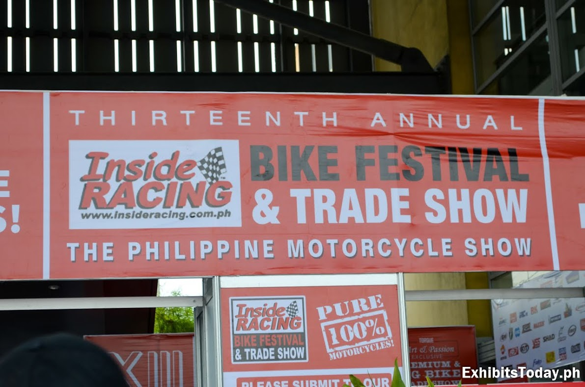 The 13th Annual InsideRACING Bike Festival & Trade Show 2019