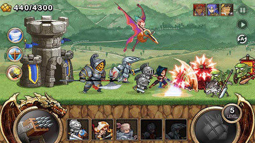 Kingdom Wars Cho Android