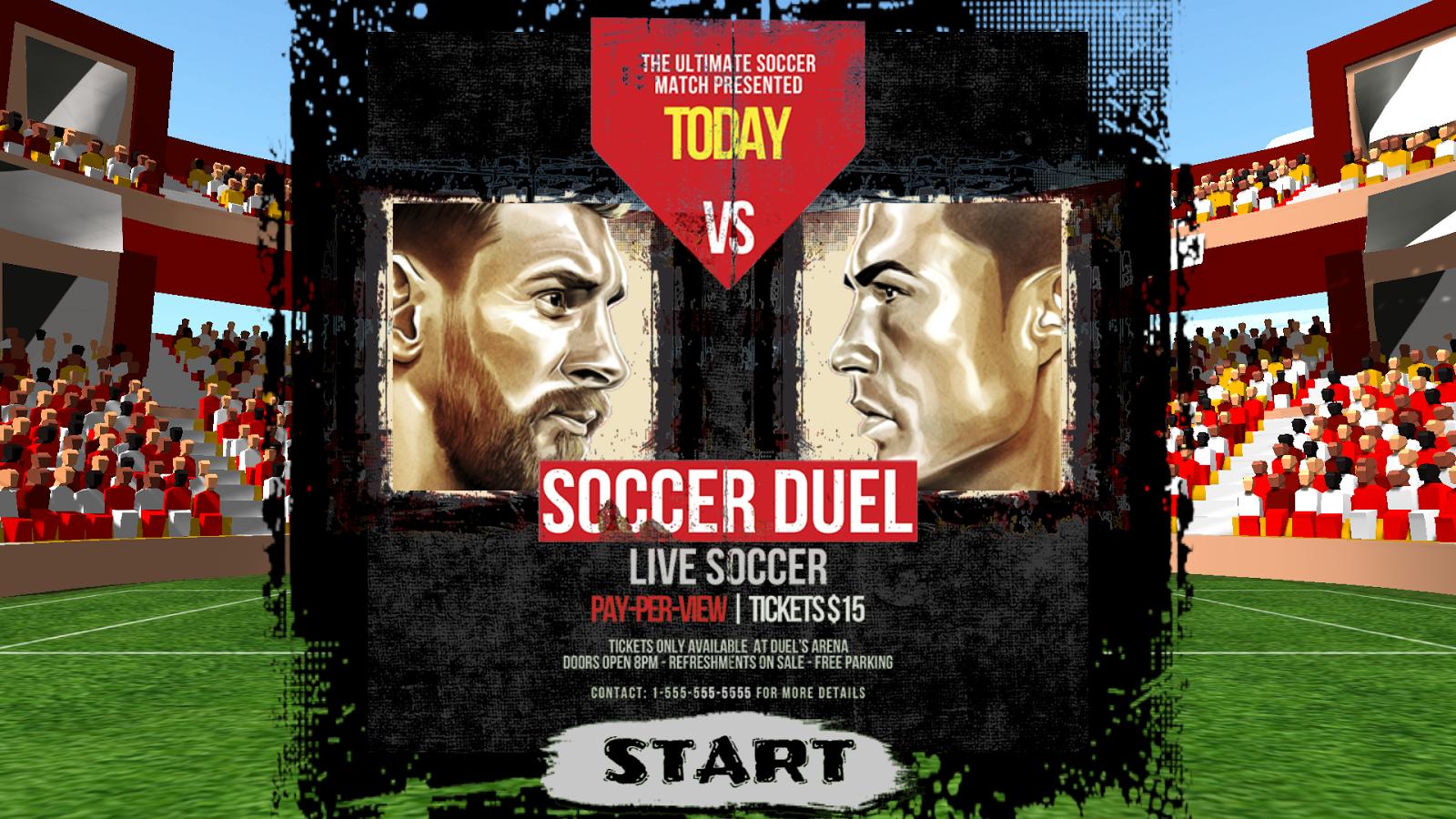 Permainan Soccer Duel 1.0 Apk Desember 2016