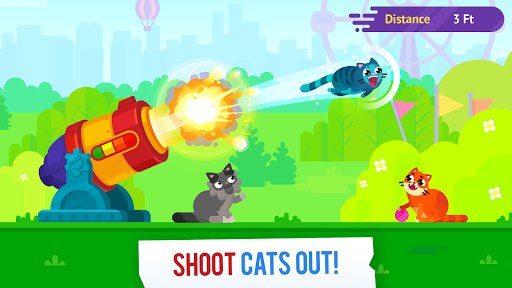 Kitten Gun Hack Full Tiền Vàng Kim Cương Cho Android