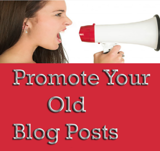 How to Promote Your old blog posts : eAskme