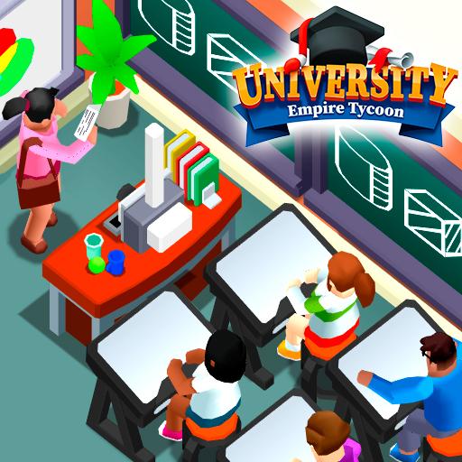 University Empire Tycoon - Idle Management Game V1.0.5 Mod Unlimited Money