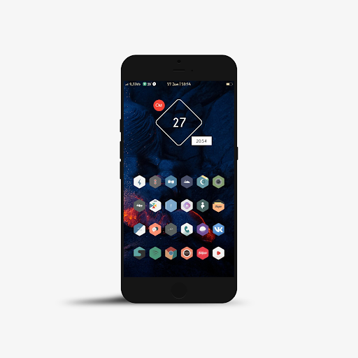 POLYGON Icon Pack