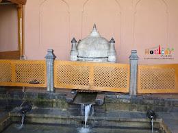 Chashme shahi spring water