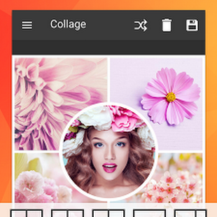 Photo Collage Editor android apps
