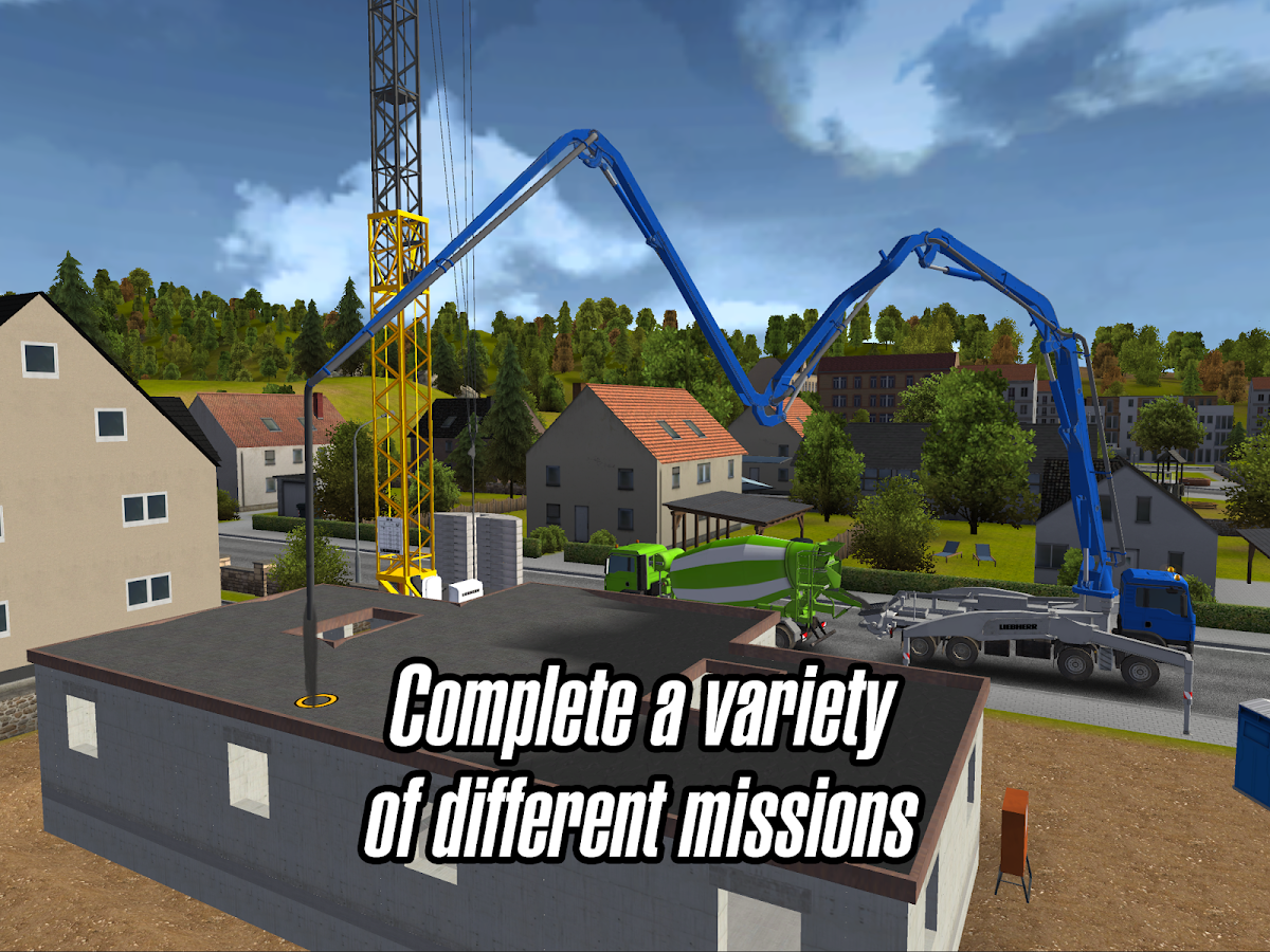 Construction Simulator 2014 v1.01 APK Arcade & Action Games Free Download
