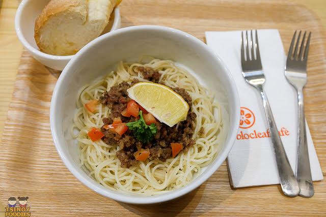 longganisa pasta