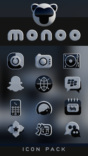 MONOO Icon Pack