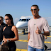 Cristiano Ronaldo Arrives in Turin in order to passe Juventus medical tests