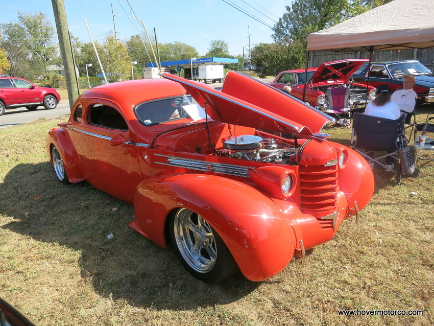 HOVER MOTOR COMPANY: 2016 Old Hickory Fellowship Car Show